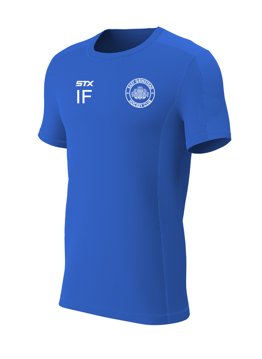 EGHC Training Shirt Royal
