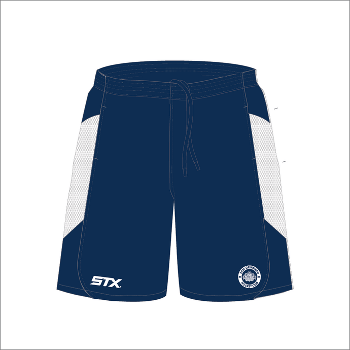 EGHC Match Shorts Blue - Fuel Sports