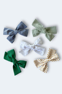 Spring Charlotte Bows