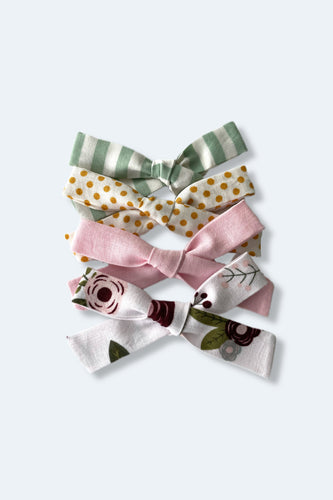 Spring Oaklee Bows