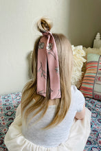 "Load image into Gallery viewer, NEW Belle Hair Ties (25"")"
