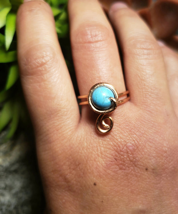 Turquoise Ring 1