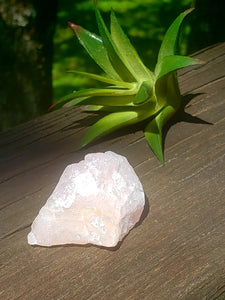 Rose Quartz Crystal 3