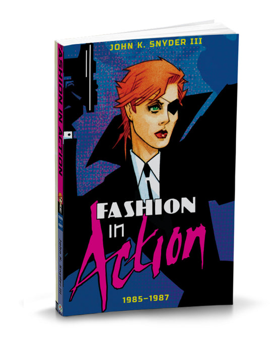 Fashion In Action - Softcover