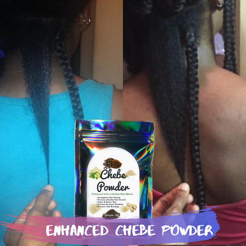Enhanced Chebe Powder
