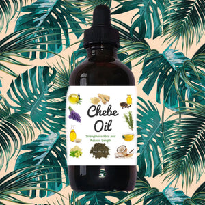 Chebe Hair Growth Oil