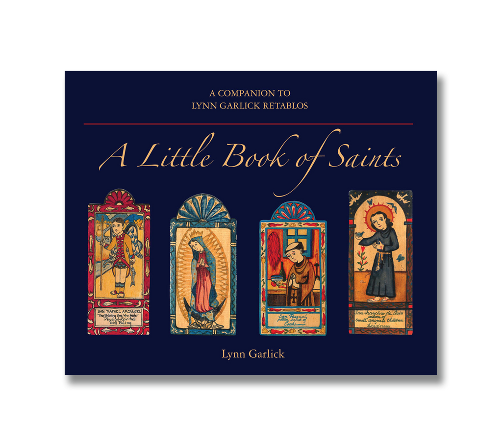 #000B A Little Book of Saints