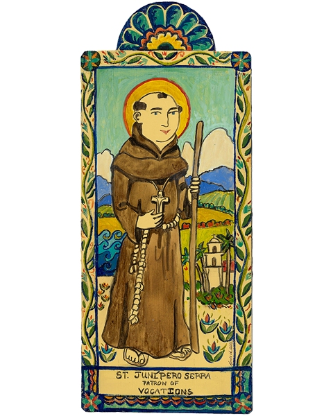 #138 St. Junipero Serra - Vocations & Hispanic Americans