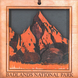 #P037 Badlands National Park