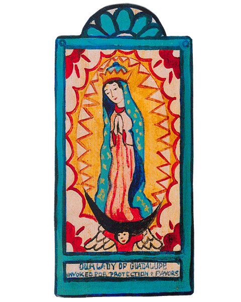 #003C Nuestra Senora de Guadalupe - Protection From Harm