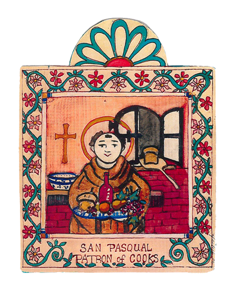 #016C San Pasqual - Cooks, Shepherds & Sheep