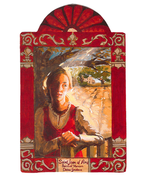 #088 Joan of Arc - Spiritual Warrior & Divine Guidance