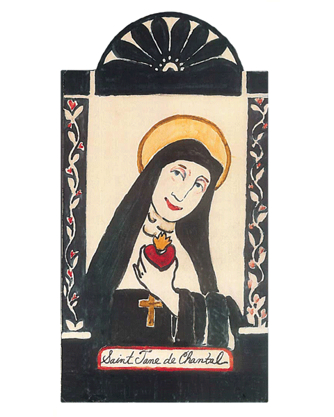 #122 Saint Jane De Chantal – For Forgotten People, Widows & In-Law Problems