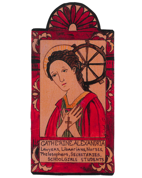 #039 St. Catherine of Alexandria - Lawyers & Secretaries