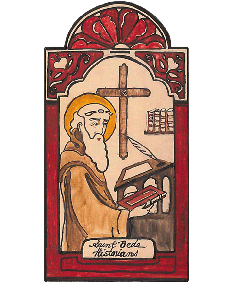 #121 Venerable Bede – For Historians and English Writers