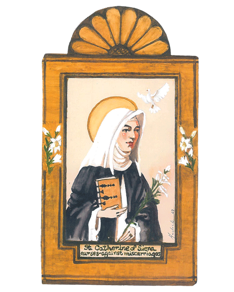#086 St. Catherine of Siena - Nurses