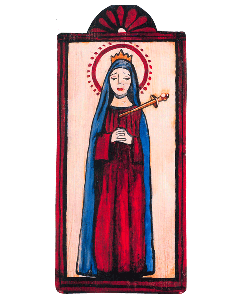#055 Our Lady of Sorrows - Compassion & Strength