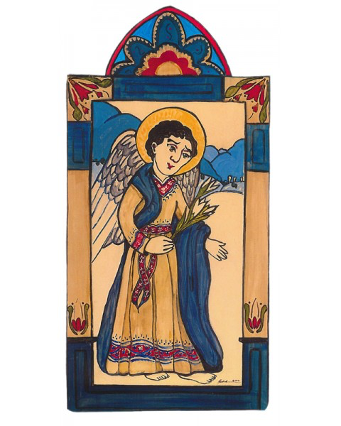 #050B San Gabriel Archangel - Childbirth & Postal Workers