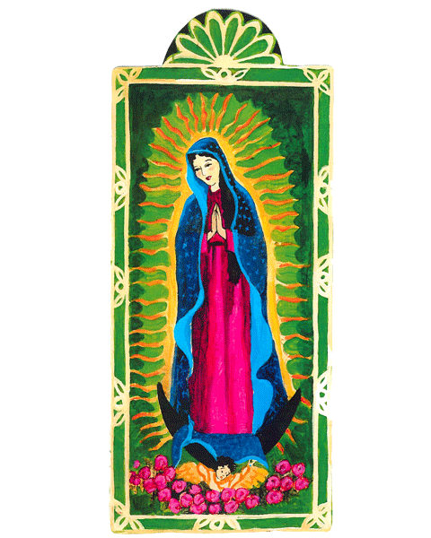 #003B Nuestra Senora de Guadalupe – Patroness for Suffering and Compassion