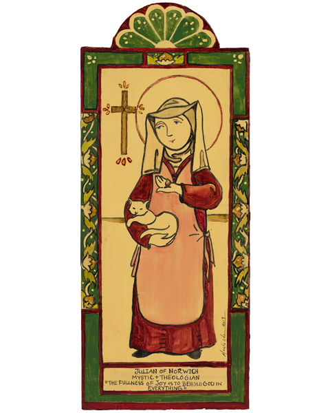 #132 Julian of Norwich
