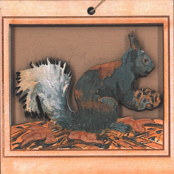 #P024 Kaibab Squirrel