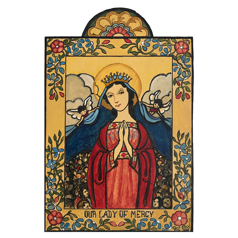 #135 Our Lady of Mercy