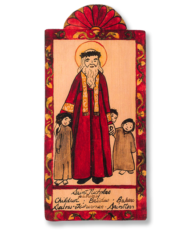 #002A St. Nicholas - Children & Single Women