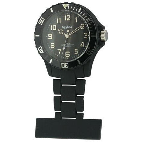Neon Fob Watch - Black