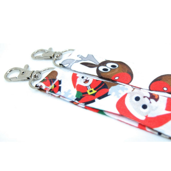Christmas Lanyards