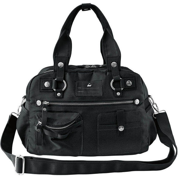 Nurse Utility Bag - Black
