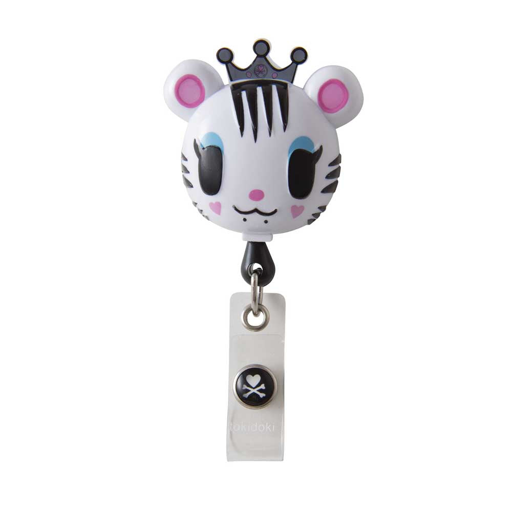 Retractable ID Badge Holders - Tokidoki Siberia