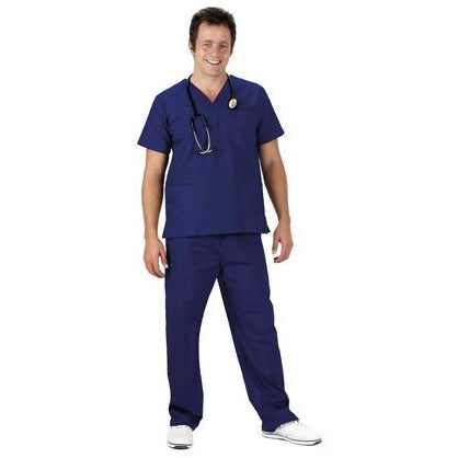Nurse Scrubs - Dark Blue/Navy