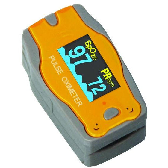 Paediatric Finger Tip Pulse Oximeter