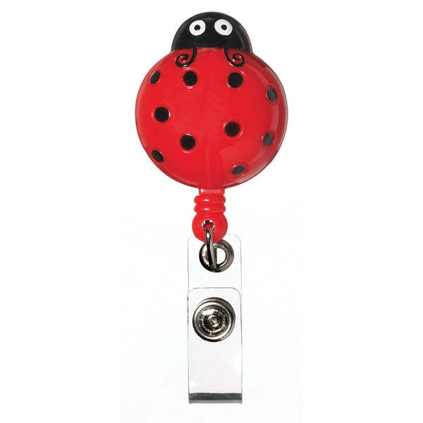 Retracteze Badge Holder - LADYBIRD