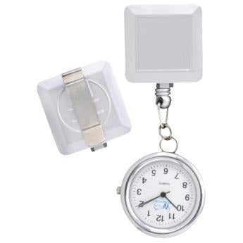Retractable Square Watch
