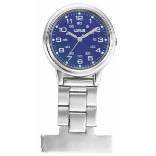 LORUS Fob Watch -  Blue Dial