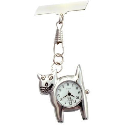 Cat Nurse Fob Watch