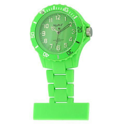 Neon Fob Watch - Green