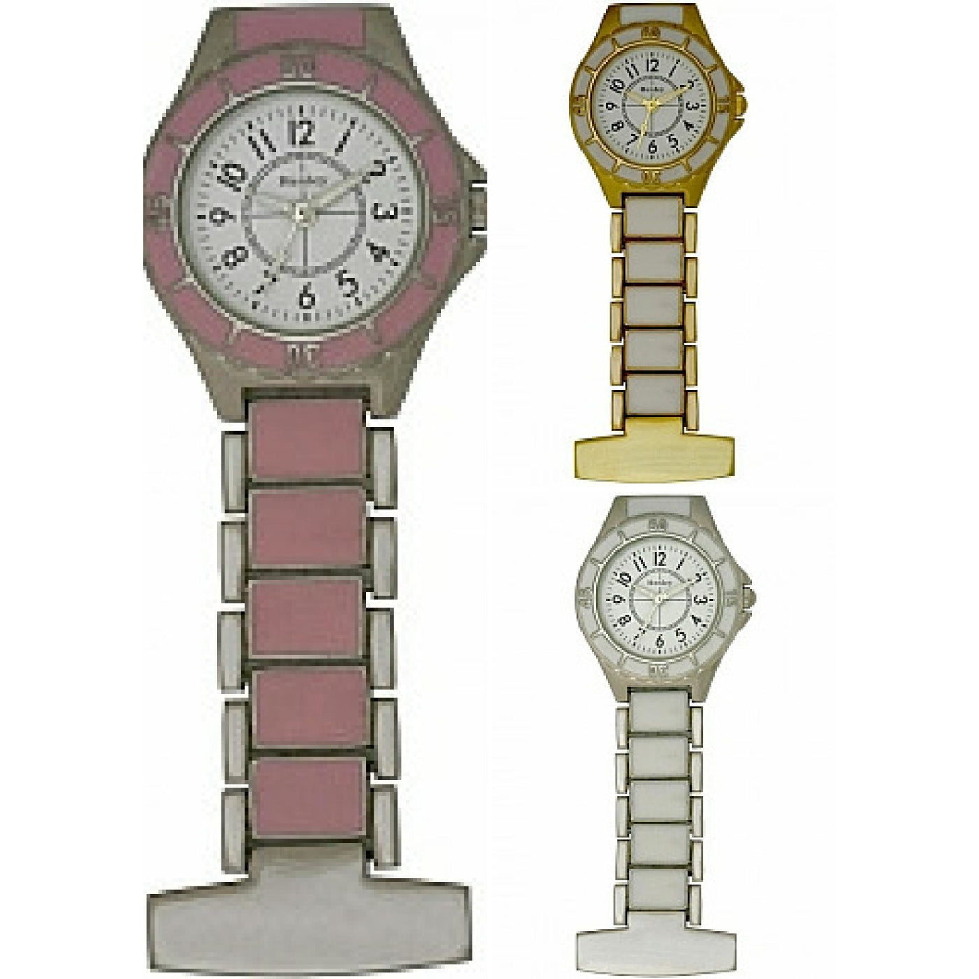 Henley Enamel Fob Watch - 3 Colours!
