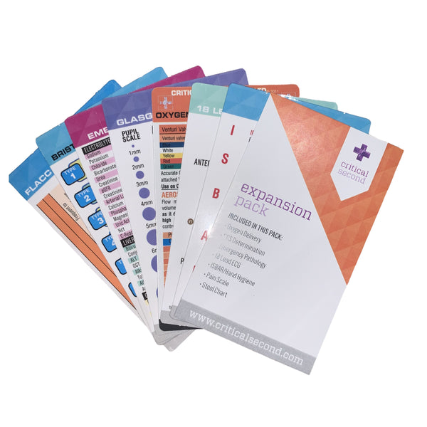 Cue Card Mini Pack - Expansion Pack