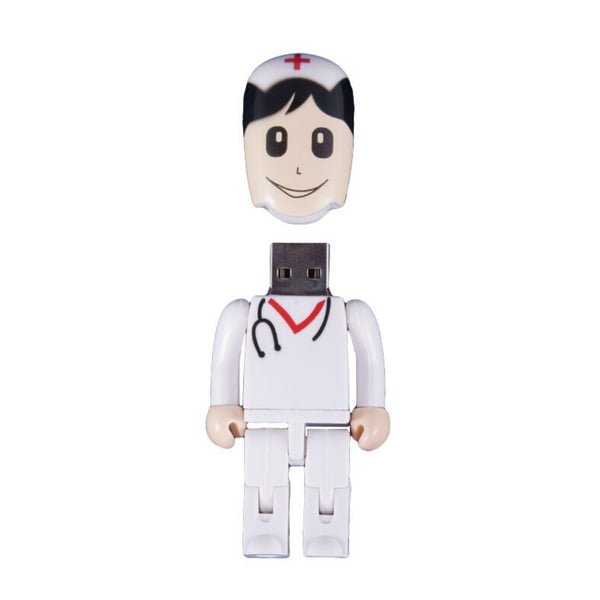 Nurse USB Memory Stick Flash Drive