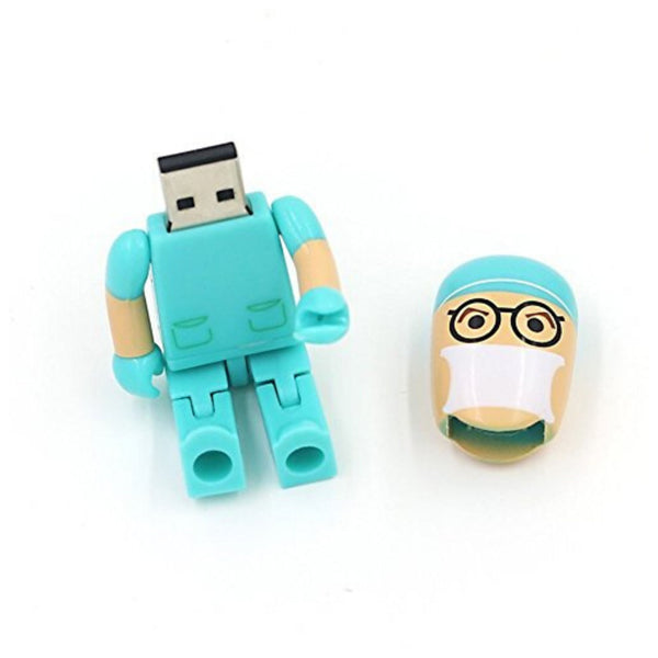 USB Flash Memory Stick - Doctor Surgeon
