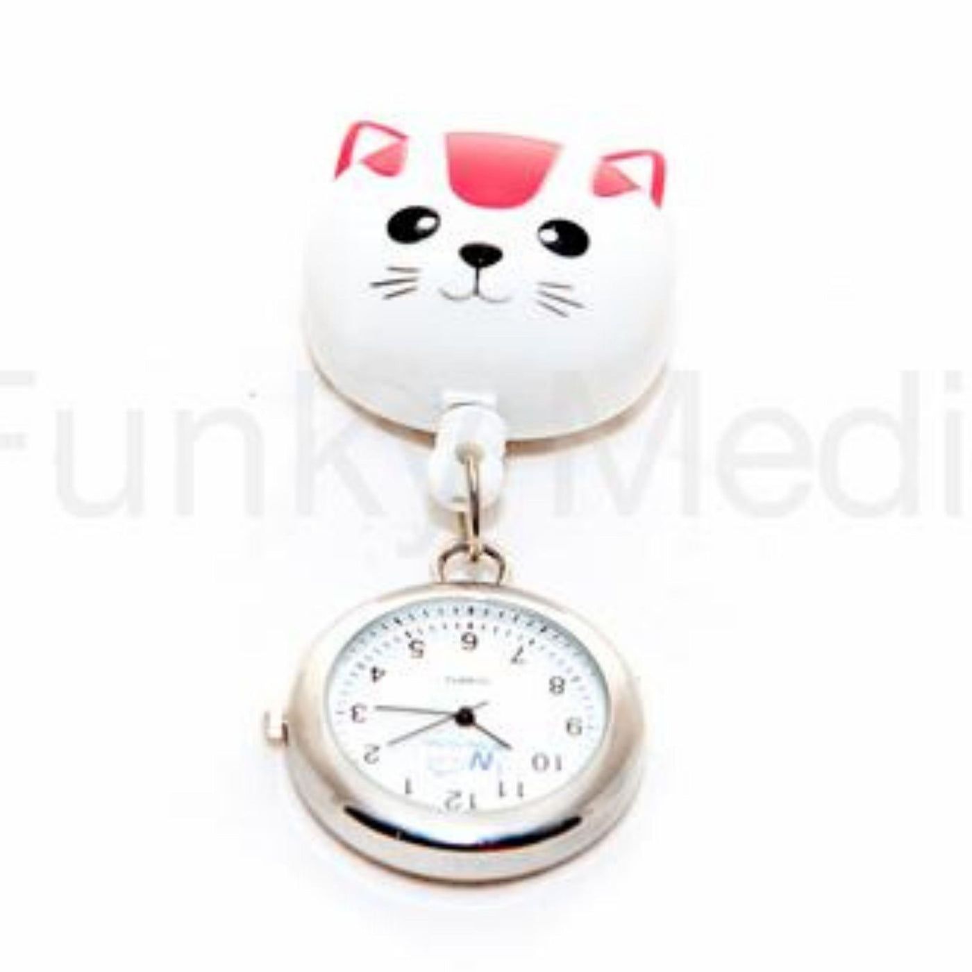 Cat Retractable Pull Reel Watch