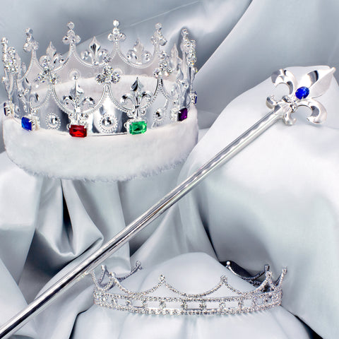 Men's Crowns & Scepters