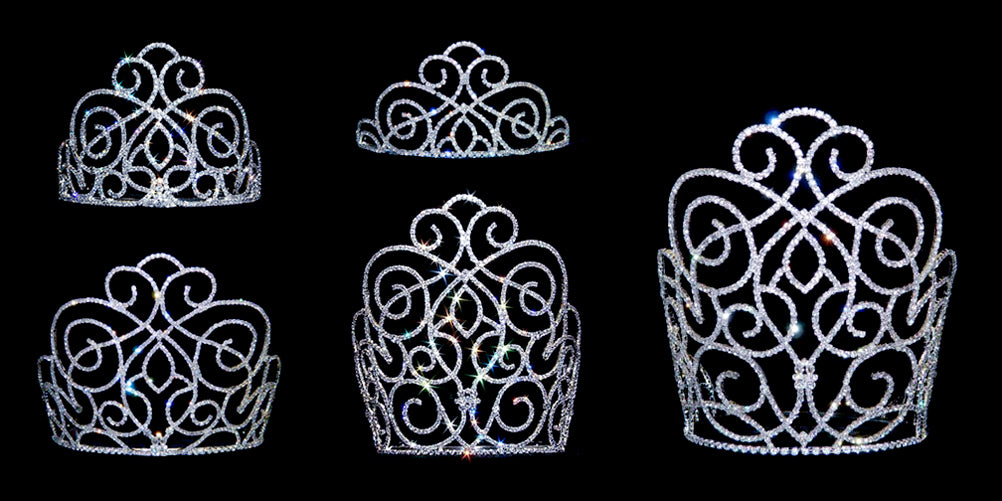 Victorian Class Pageant Crown Collection
