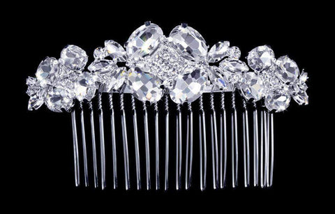 Combs #16865 - Clusters of Hope Hair Comb