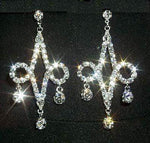 Earrings - Dangle #12322 Metro Diva Chandelier Earring