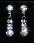 Earrings - Dangle #14129 - Wrecking Ball Earring