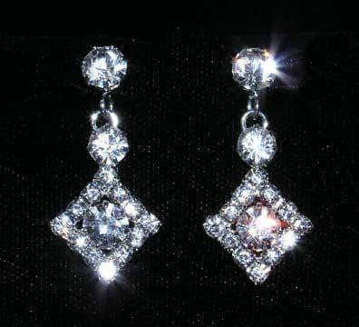 Earrings - Dangle #14735 - Inca Sun Earrings
