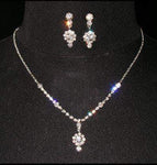 Necklace Sets - Low price #14414 - Pendulum Neck and Ear Set